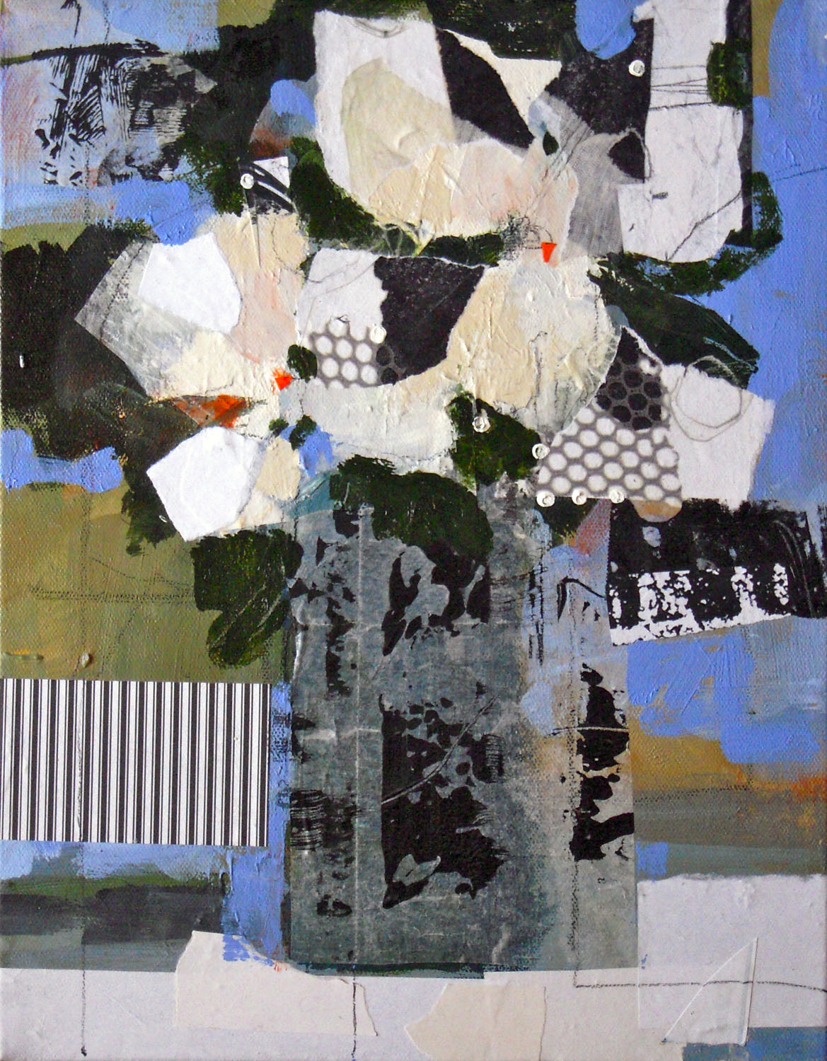 Paper Whites - Nancy Barch
