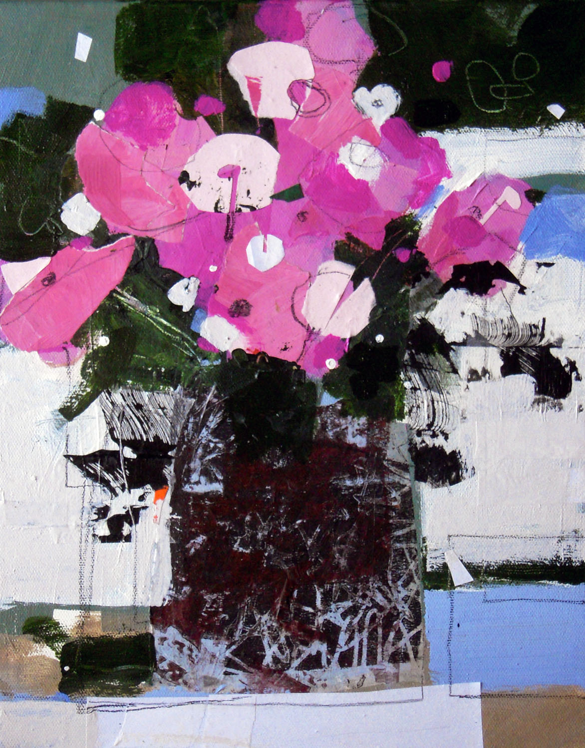 Pinks - Nancy Barch
