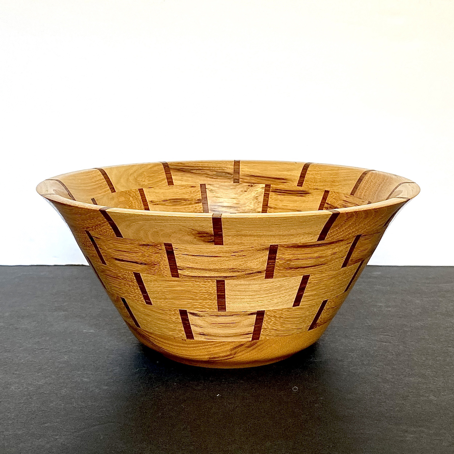 Small Segmented Bowl - John Cargill