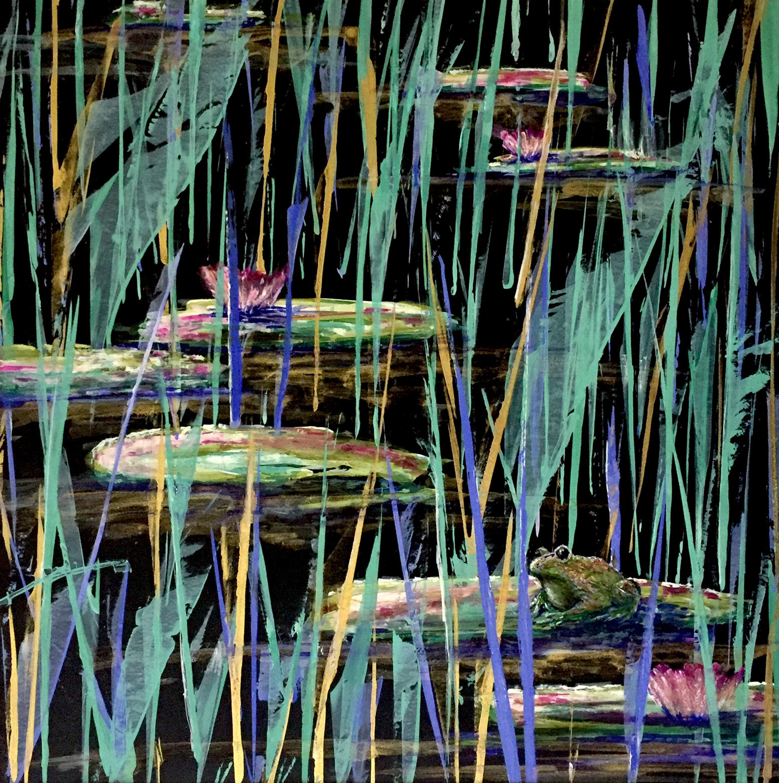Frog Wild - Julie Cargill