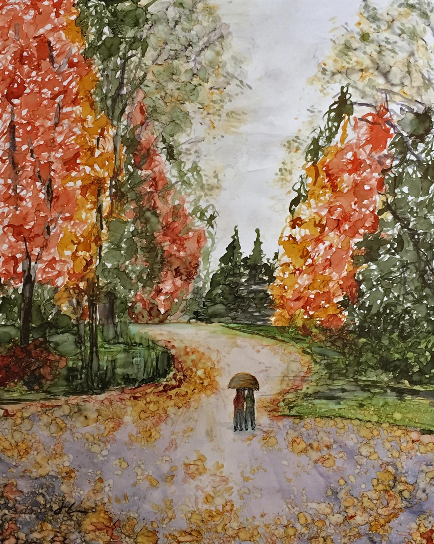 November Rain - Julie Cargill