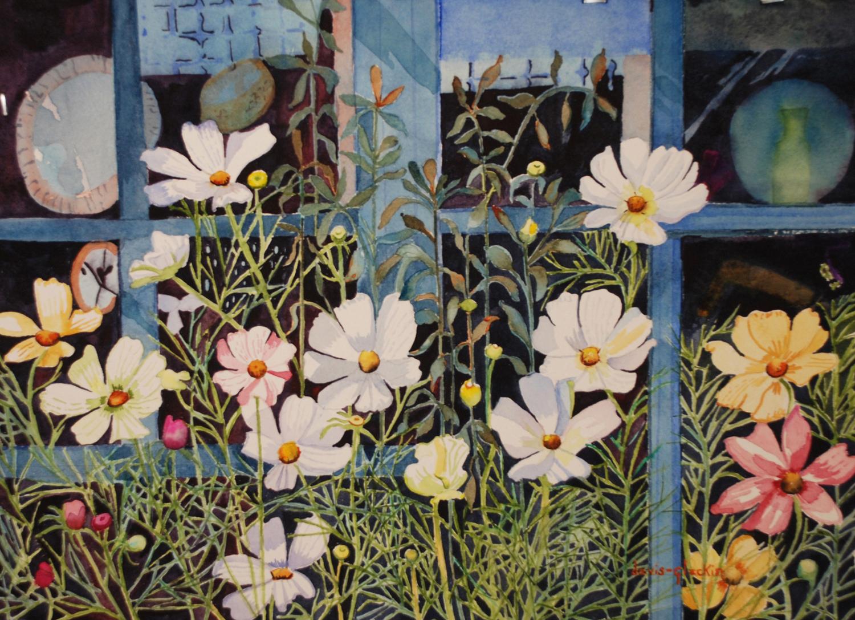 Window Shopping - Doris Davis-Glackin