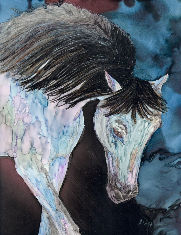 Horse - Debbie Huff