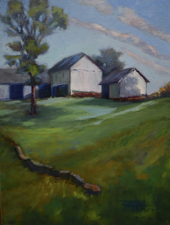 Fentons Barn - Tamara Hutchinson