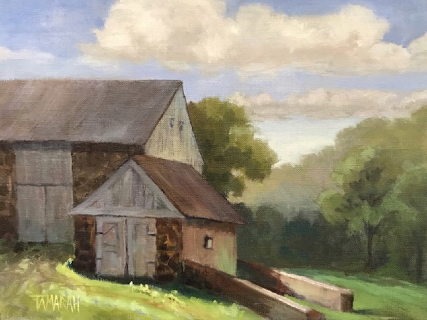 Sterlings Farm - Tamara Hutchinson