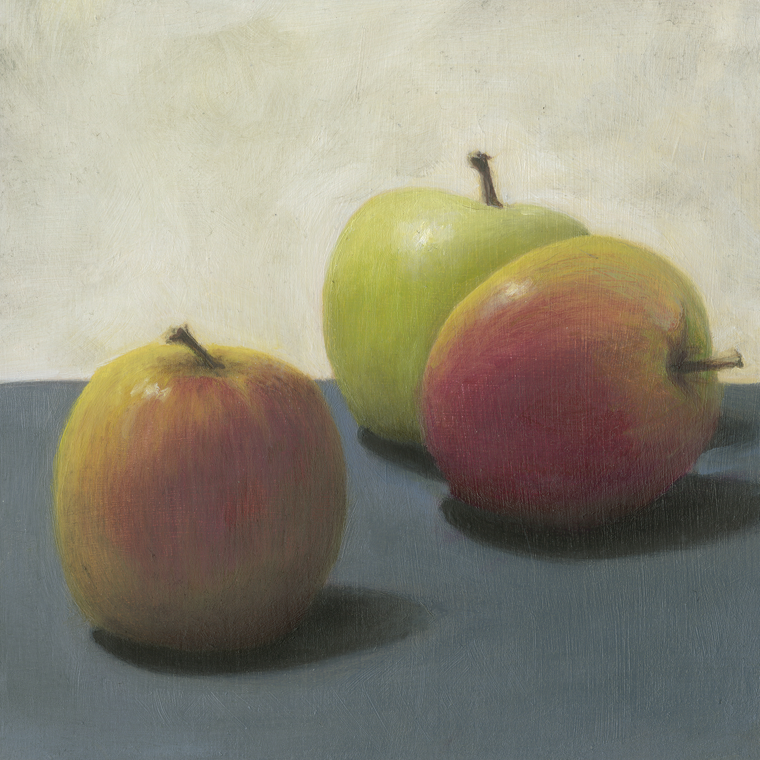 Apples Study - Amy Stewart