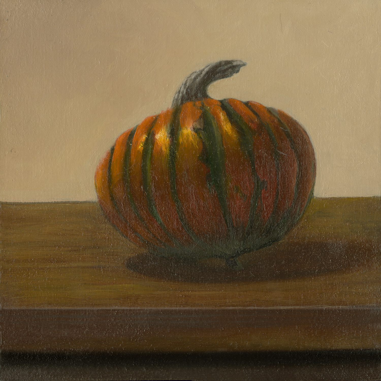 Orange Squash Study - Amy Stewart