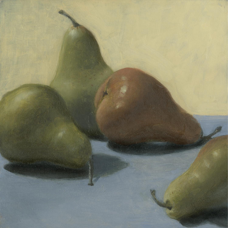 Pears Study - Amy Stewart