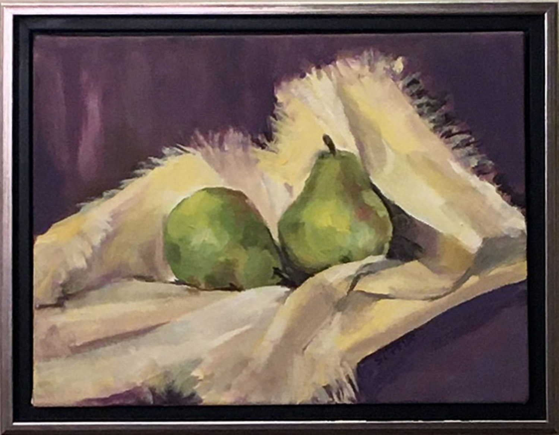 Pair of Pears - Joan Delaney Supplee