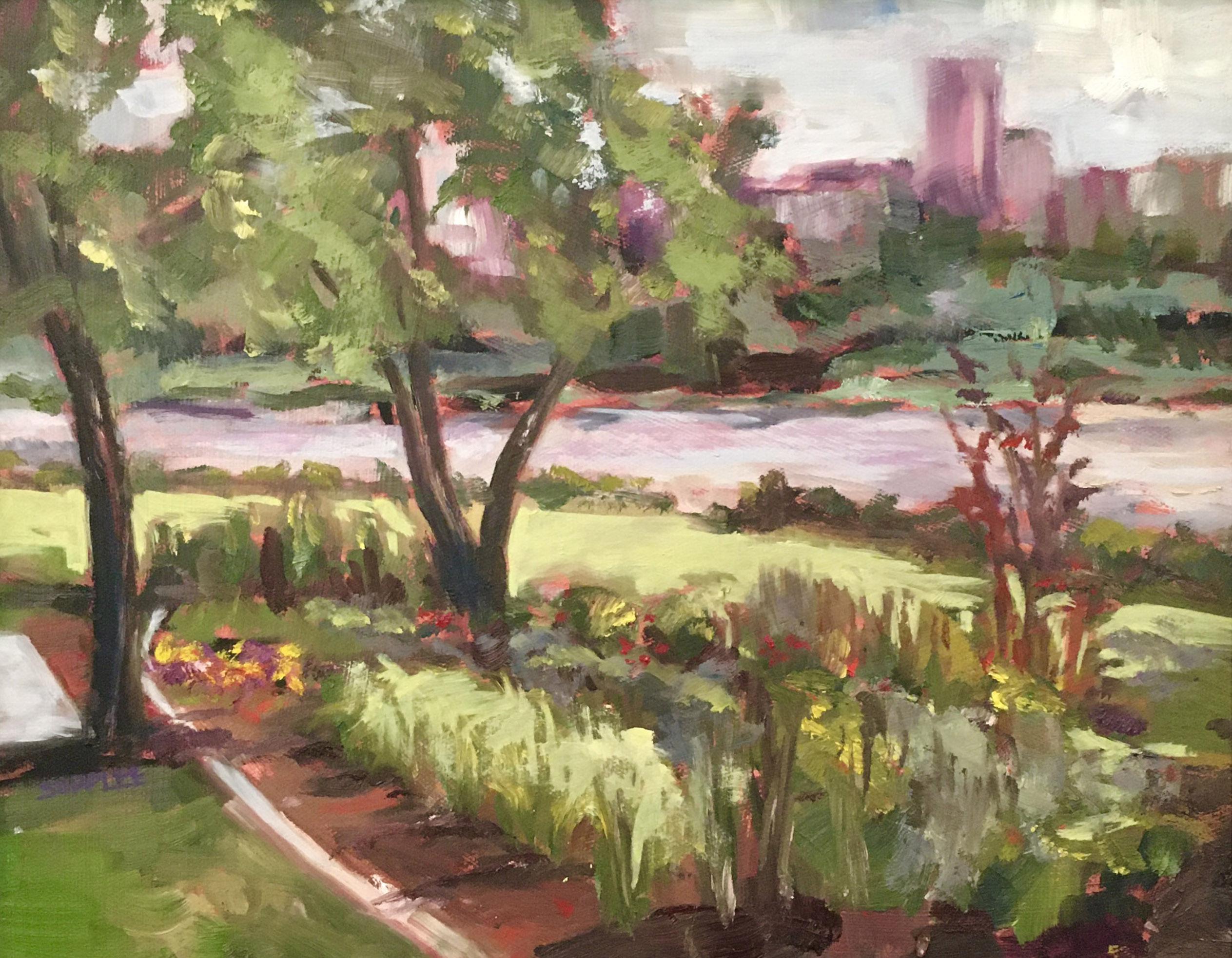 Riverside - Joan Delaney Supplee