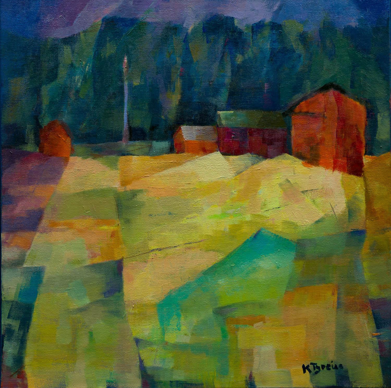Rapeseed Field - Kerstin Tyreus