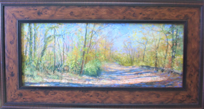 Autumn Path by the Brandywine - Sandy Askey-Adams