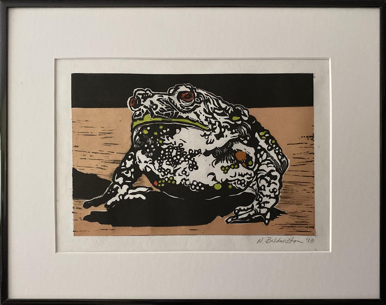 Toad - Nita Balderston