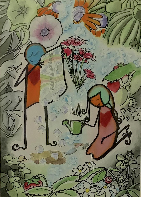 Planting Dreams - Dolores Bartholomew
