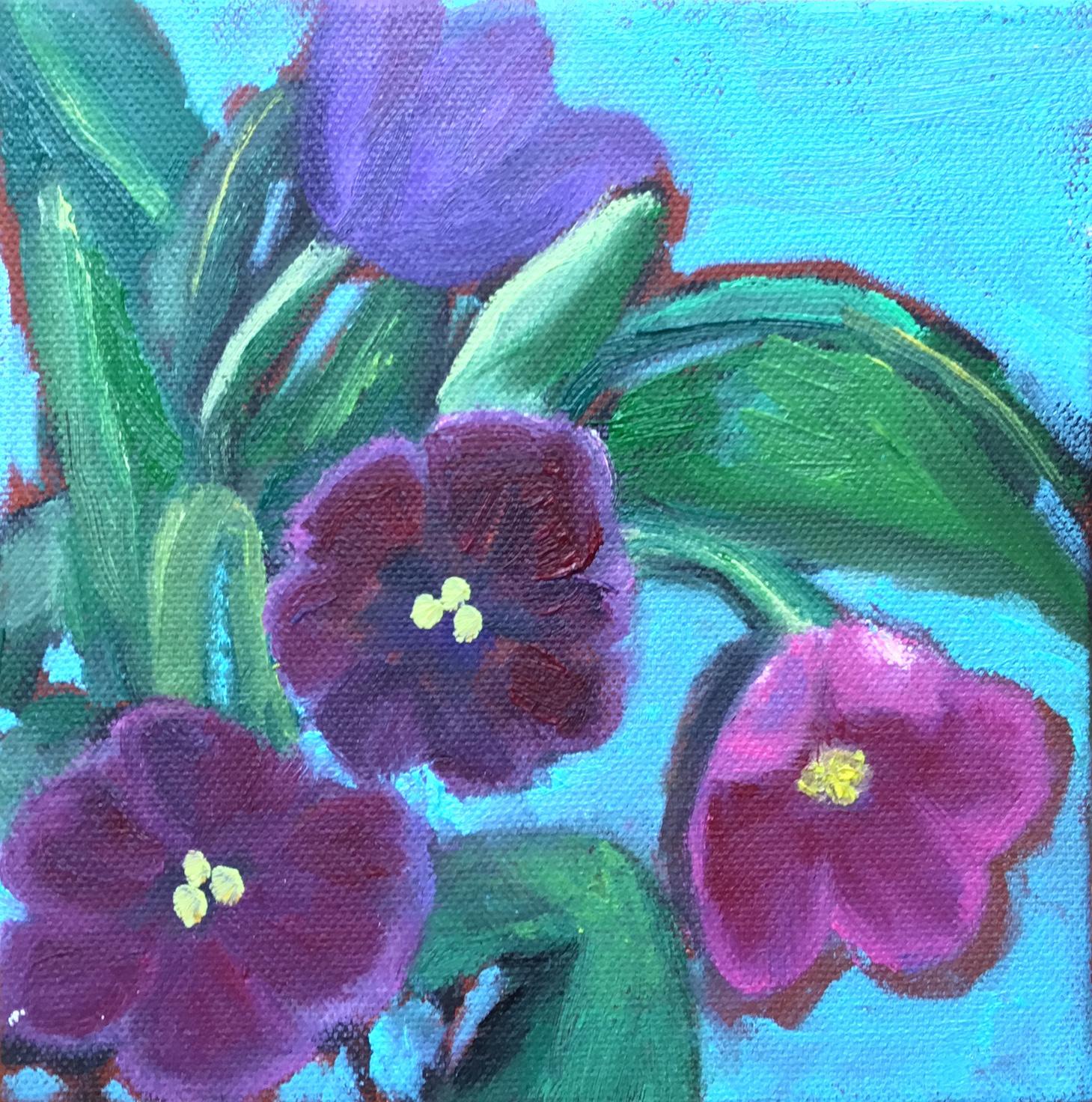 Tulip Study No. 2 - Dolores Bartholomew