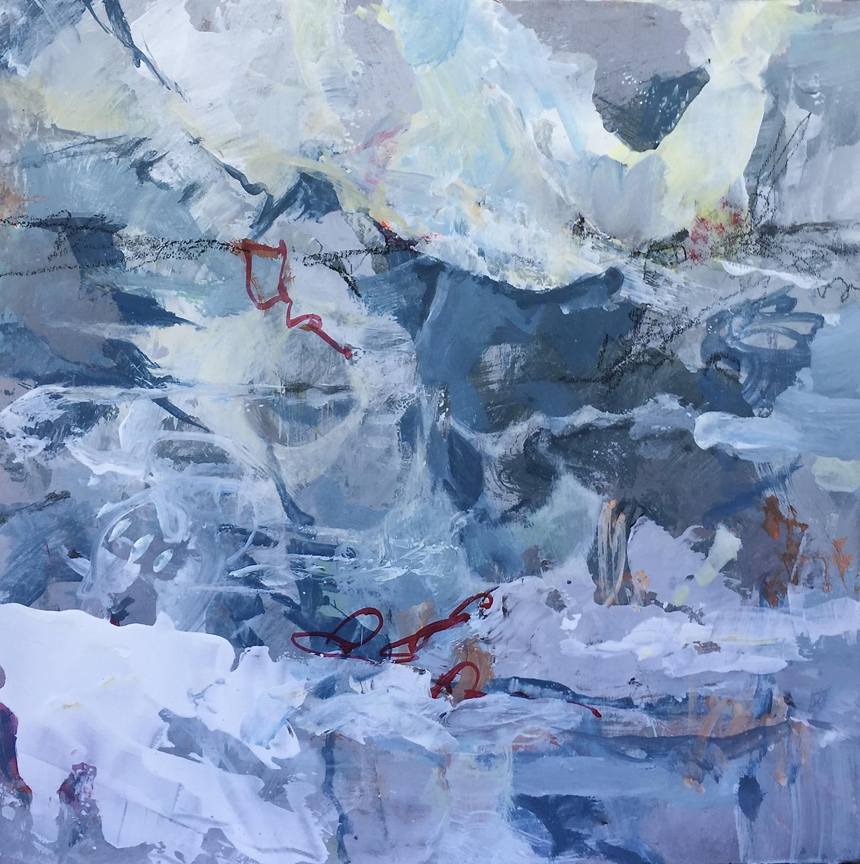 White Sails - Catherine Bosk