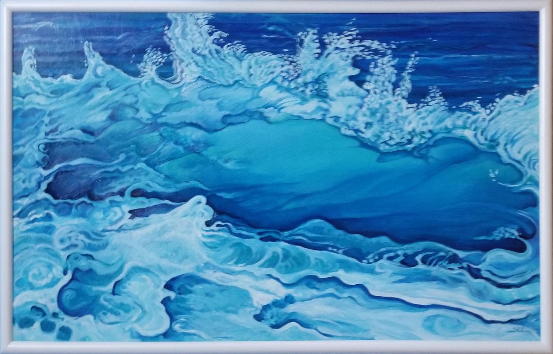 Blue Wave - Susan Conner