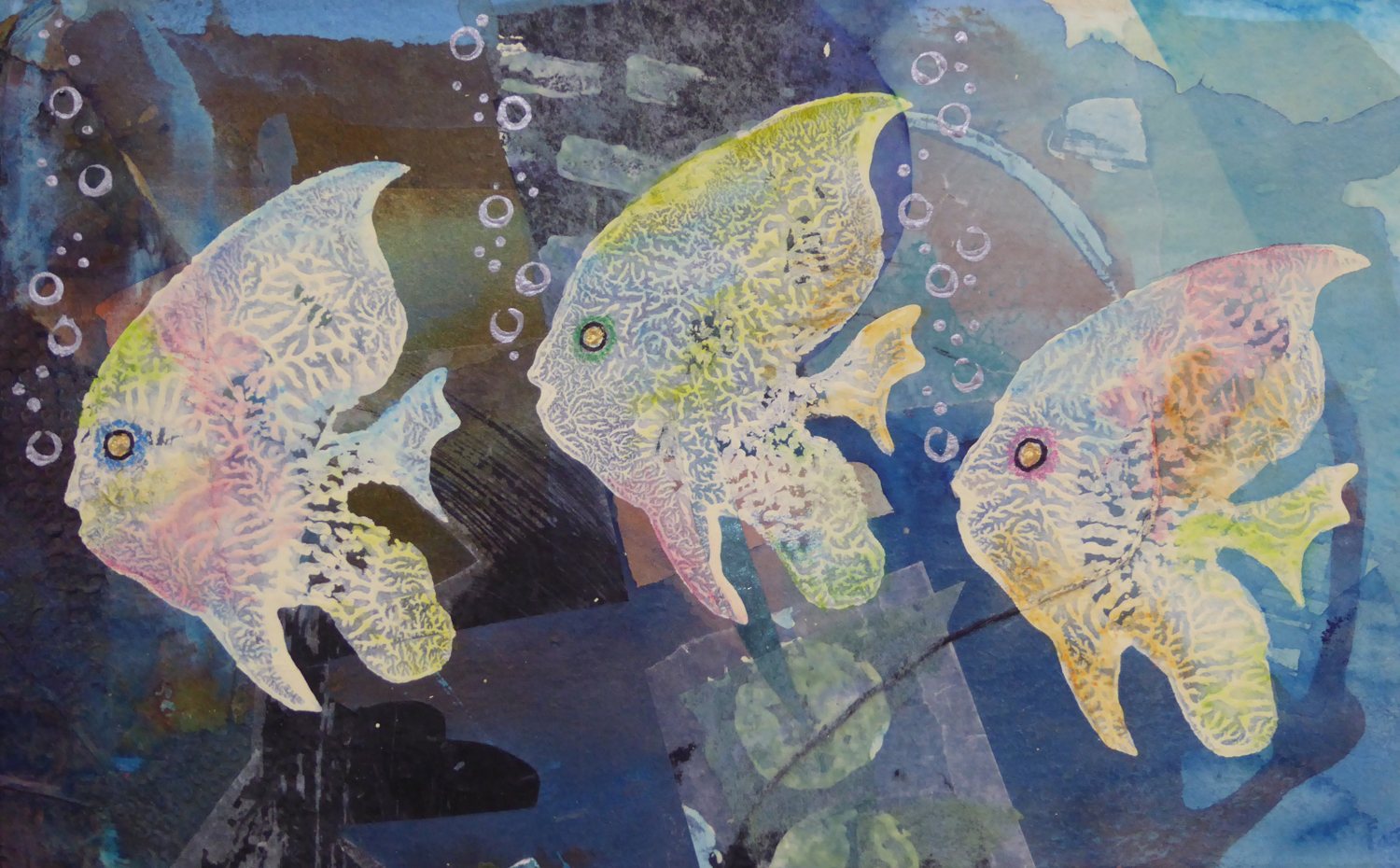 Angel Fish - Wendy Cotton