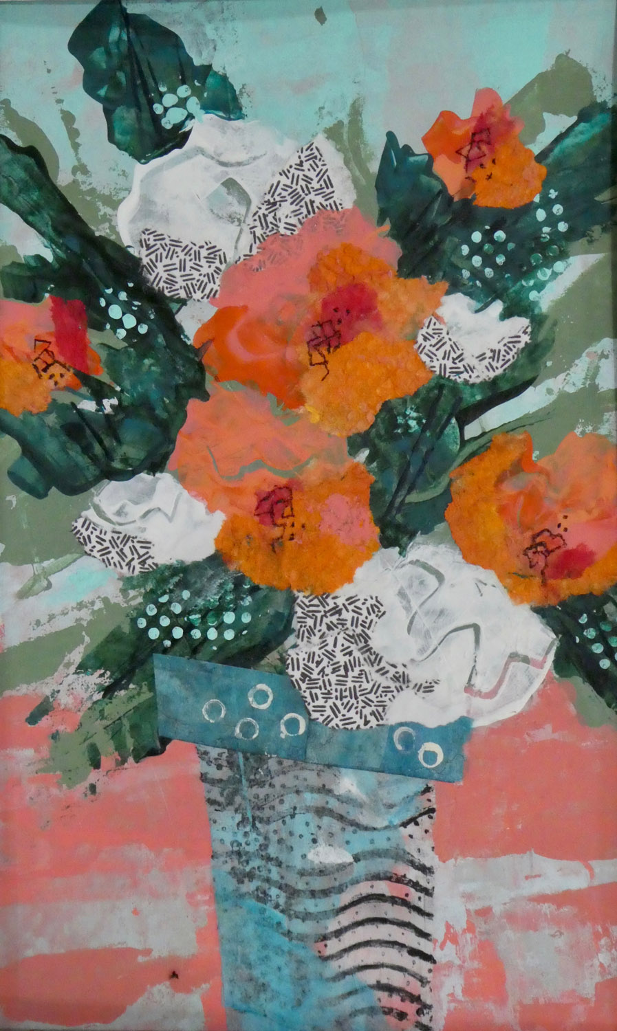 Spring Bouquet - Wendy Cotton
