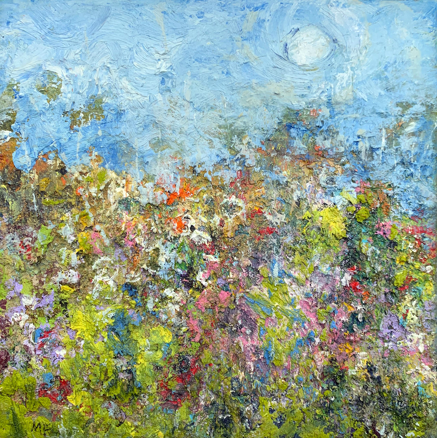Wildflowers - Michele M Foster