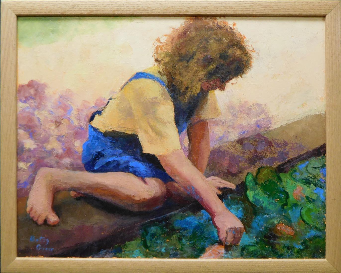Feeding the Fish - Betsy Greer