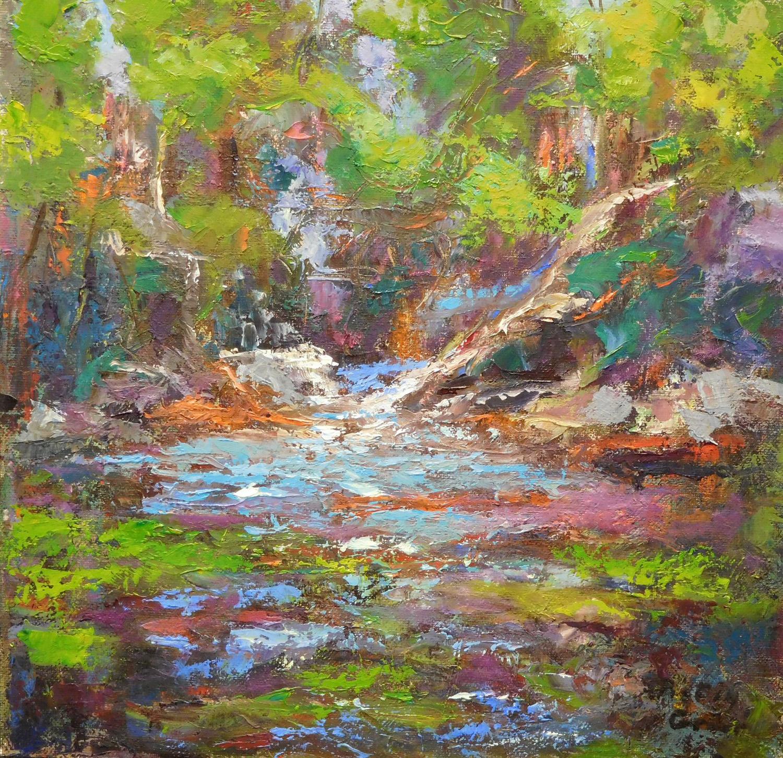 Woodland Hideaway - Betsy Greer