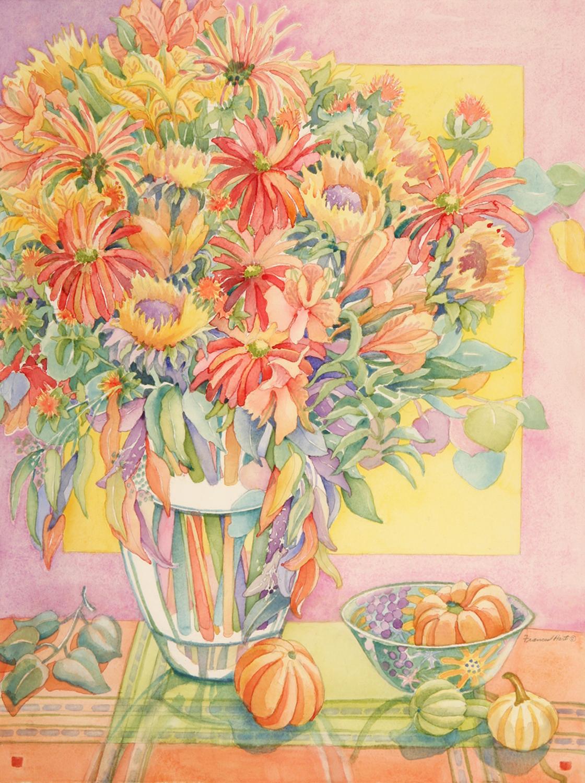 Fall Bouquet - Frances Hart