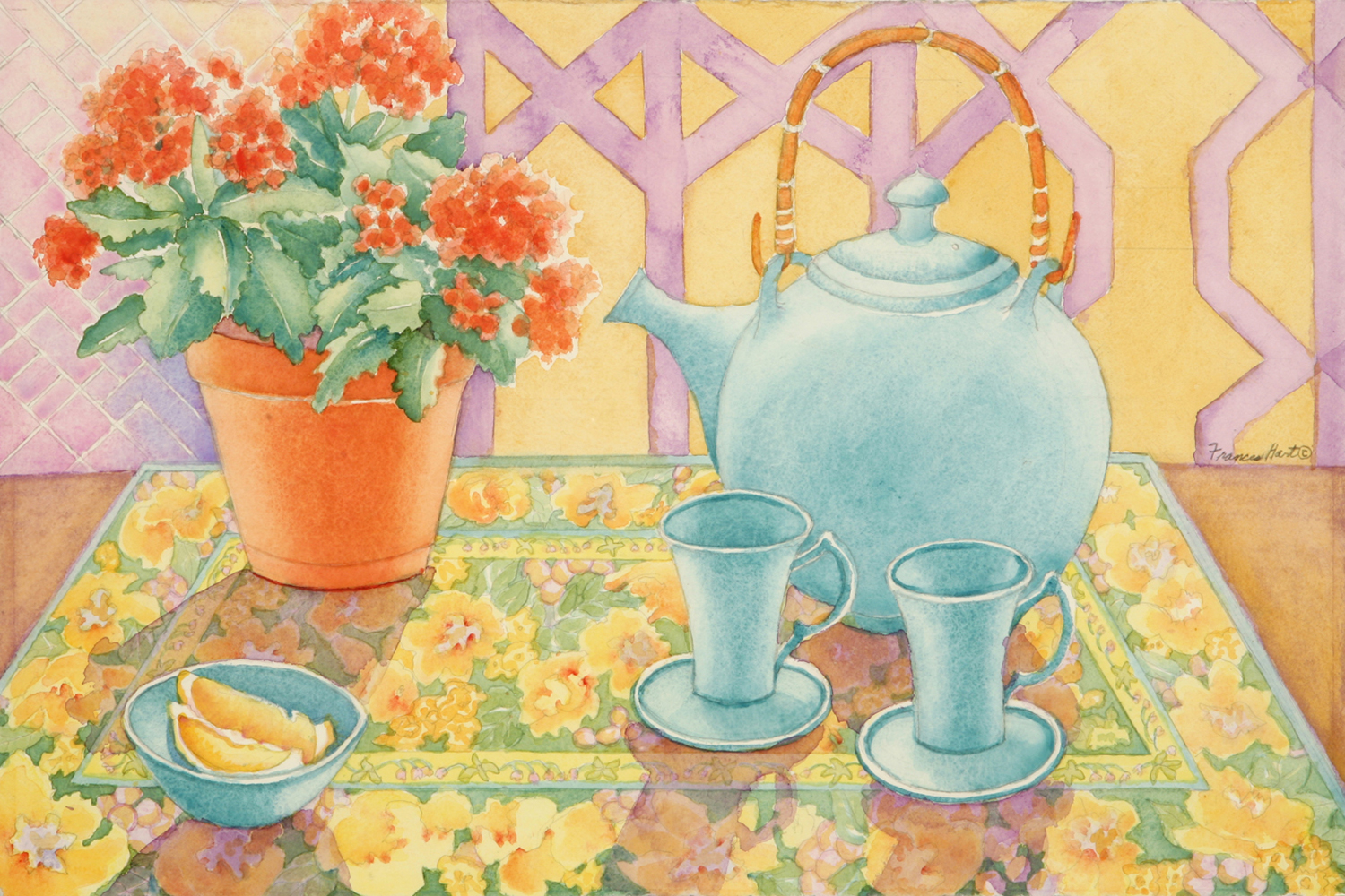 Tea for Two - Frances Hart