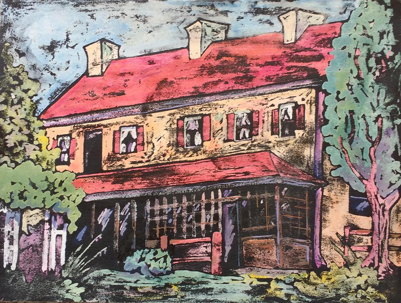 Arden House - Paula Webster Hartzell