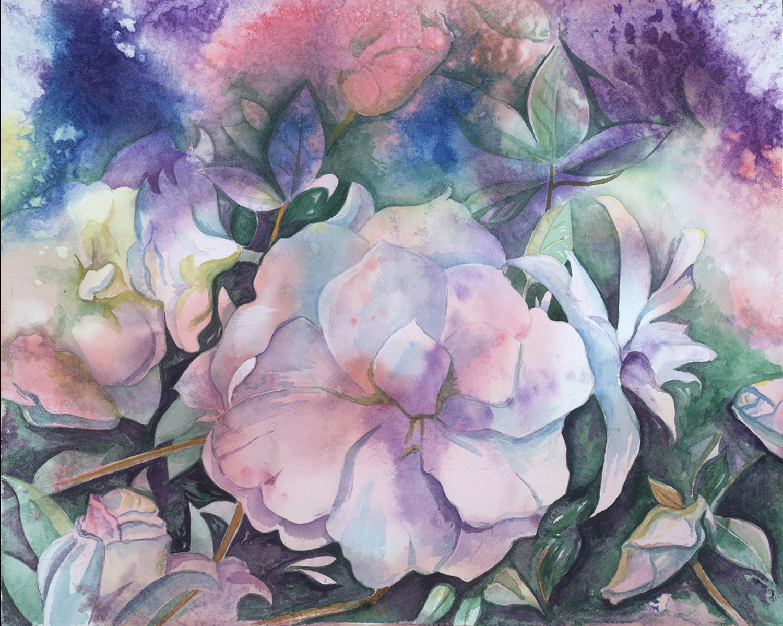 Spring Explosion - Paula Webster Hartzell