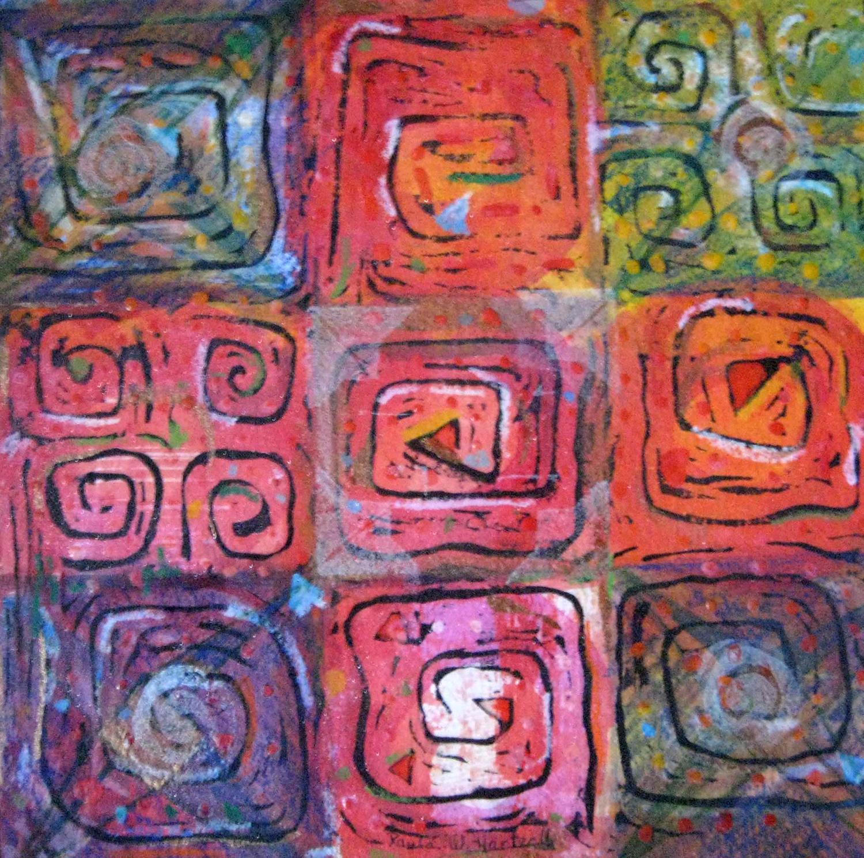 Tic Tac Cross - Paula Webster Hartzell
