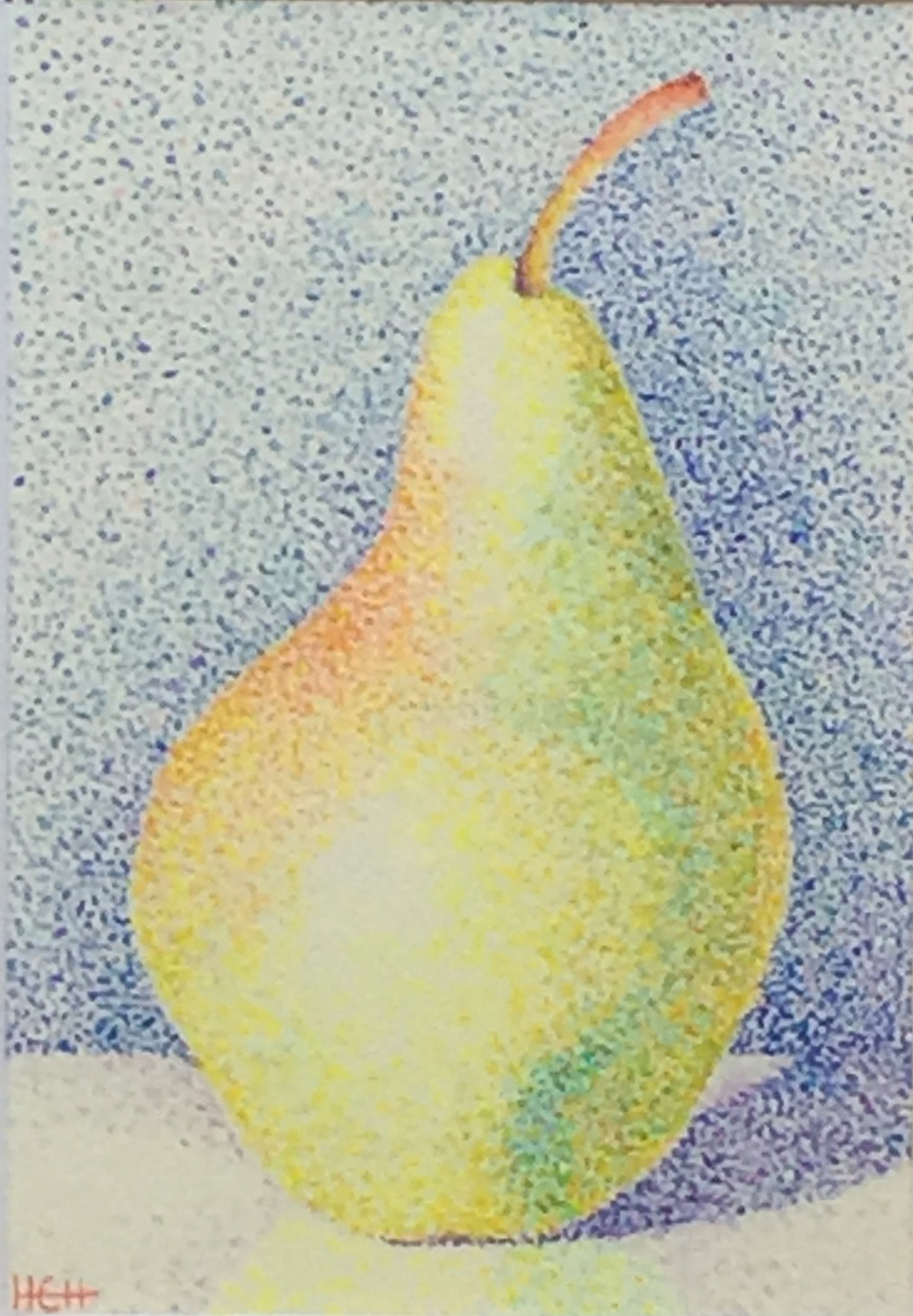 Pear #1 - Harold Ellis Howell