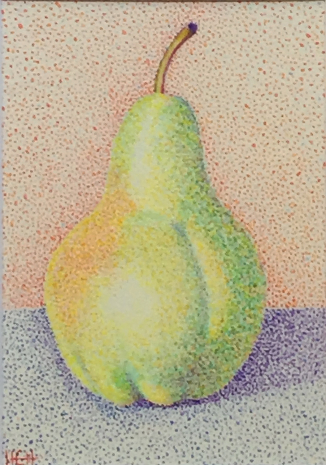 Pear #2 - Harold Ellis Howell