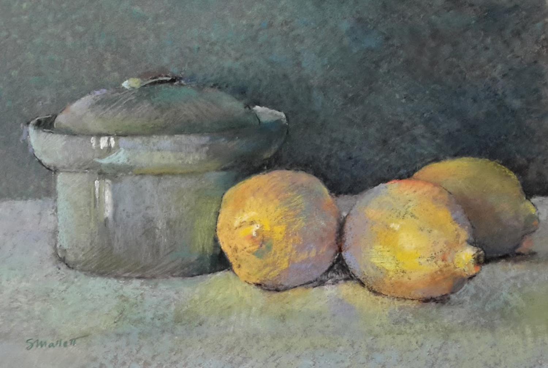 Lazy Lemons - Sandy Mallett
