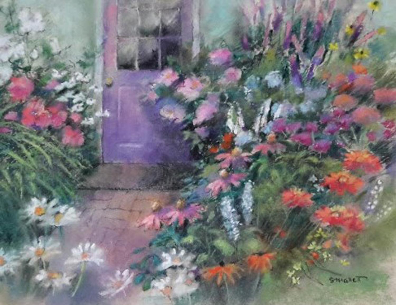 My Garden Door - Sandy Mallett
