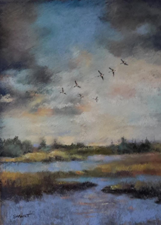 Solitude - Sandy Mallett