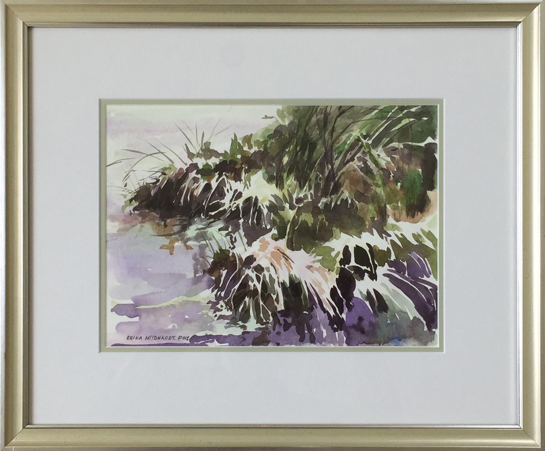 Seaside Grasses - Erika J Neidhardt