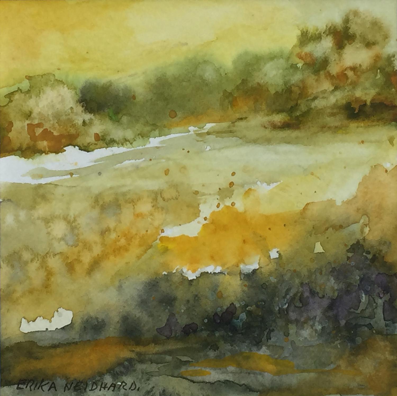 The Golden Summer - Erika J Neidhardt