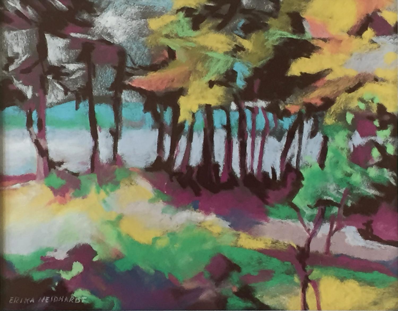 Through the Trees - Erika J Neidhardt