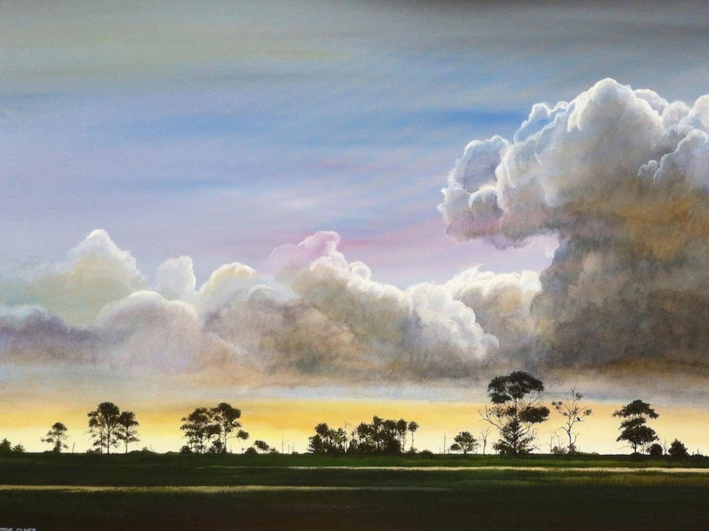 Marshscape 1 - Steve Oliver