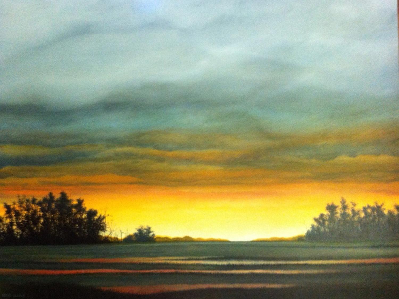 Marshscape 3 - Steve Oliver