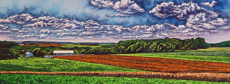 Field of Harvest - Beth Palser