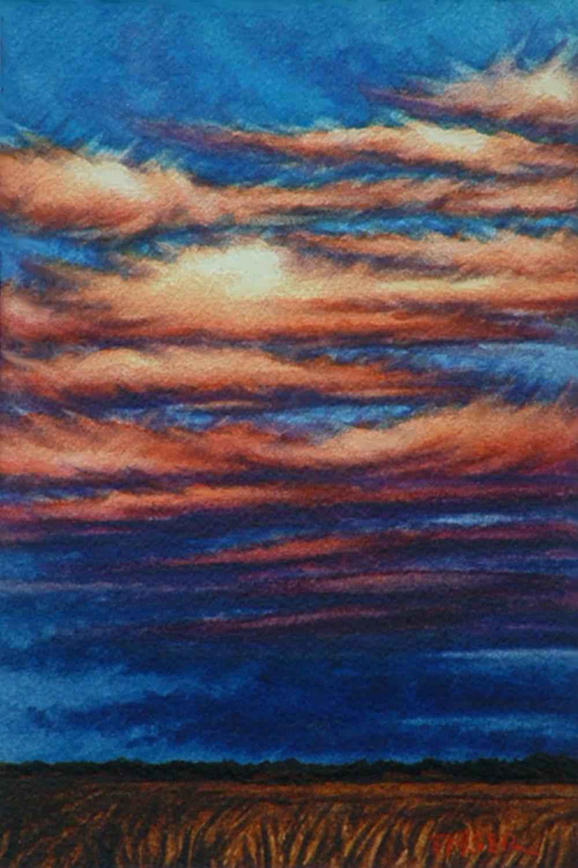 Scarlet Sky - Beth Palser