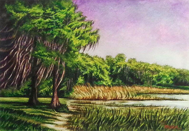 Southern Landscape - Beth Palser