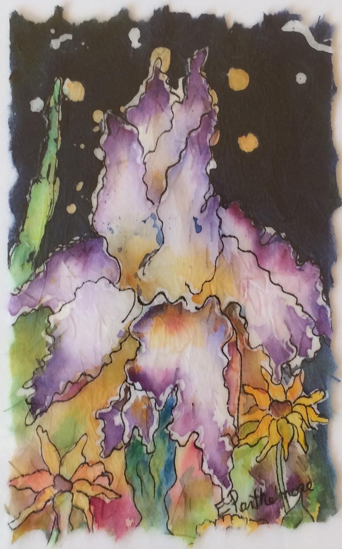 Iris Gem - Elizabeth Parthemore