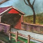 Covered Bridge - Linda Patton