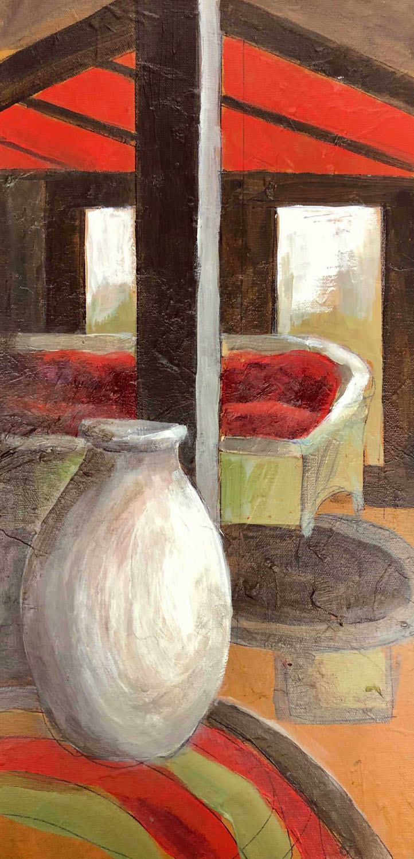 The Vase - Linda Patton