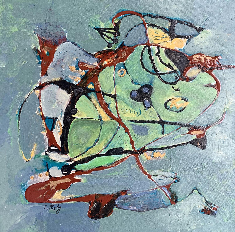 Horseplay - Shirley Rigby