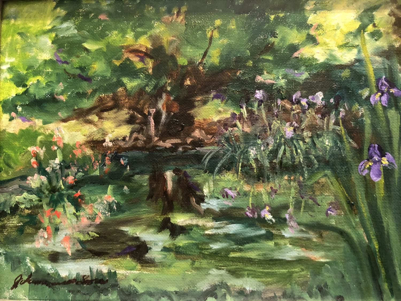 Iris Swamp - Joy Smith