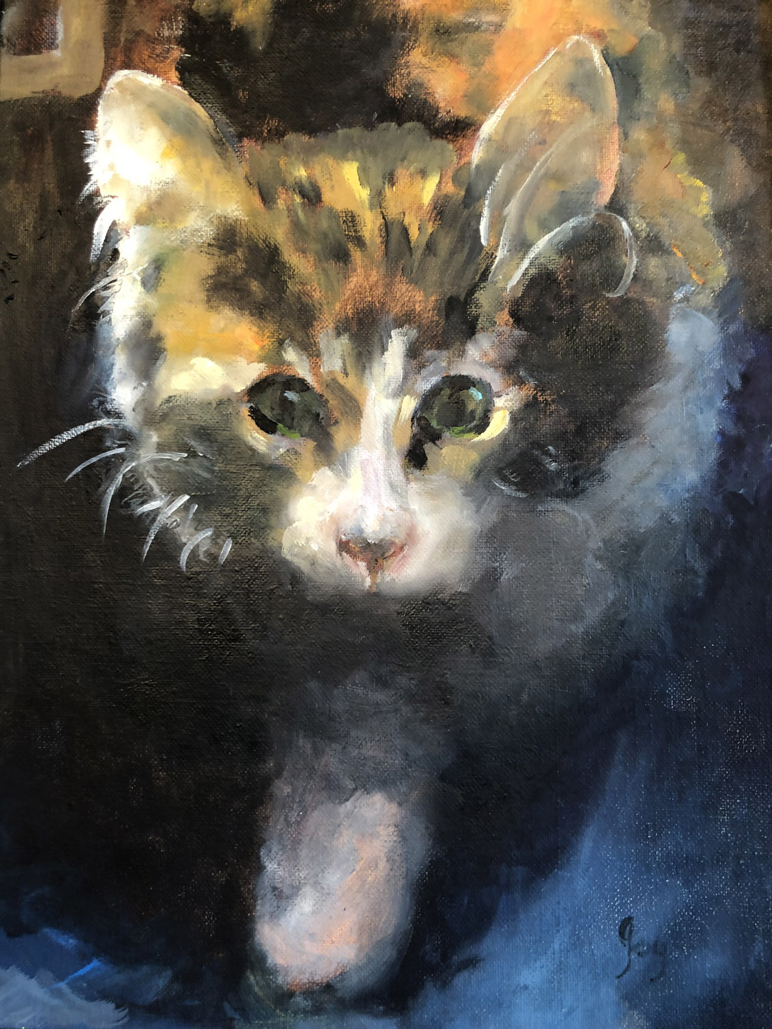 Ready To Pounce - Joy Smith